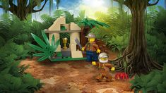 Jungle Explorer без регистрации
