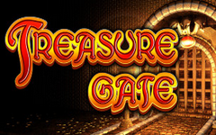 слот Treasure Gate новоматик