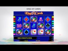 слоты King of Cards