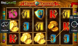 играть Royal Dynasty
